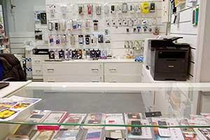 boutique informatique gare st Quentin en Yvelines